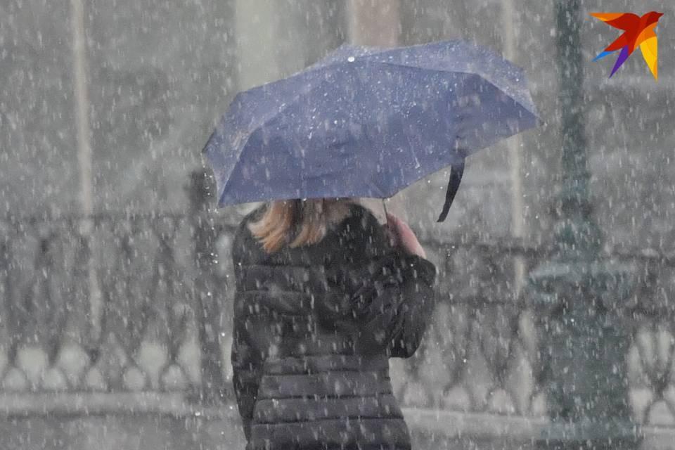 В Мурманскую область пришли дожди.