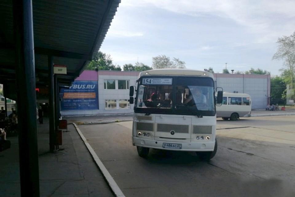 Доехать из Хабаровска в ЕАО на автобусе вновь смогут жители региона
