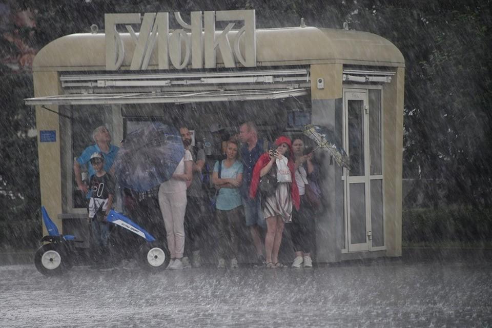 Появилась новая информация о сильных дождях в Хабаровском крае