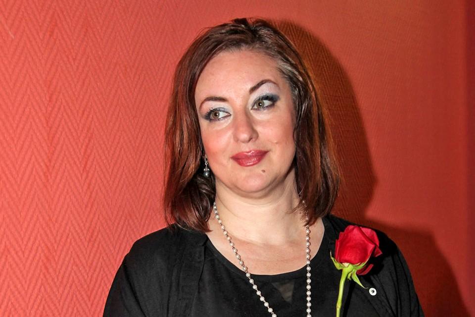 Певица Тамара Гвердцители.