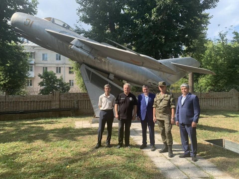 В Самаре решают, где установят памятник самолету МиГ-17