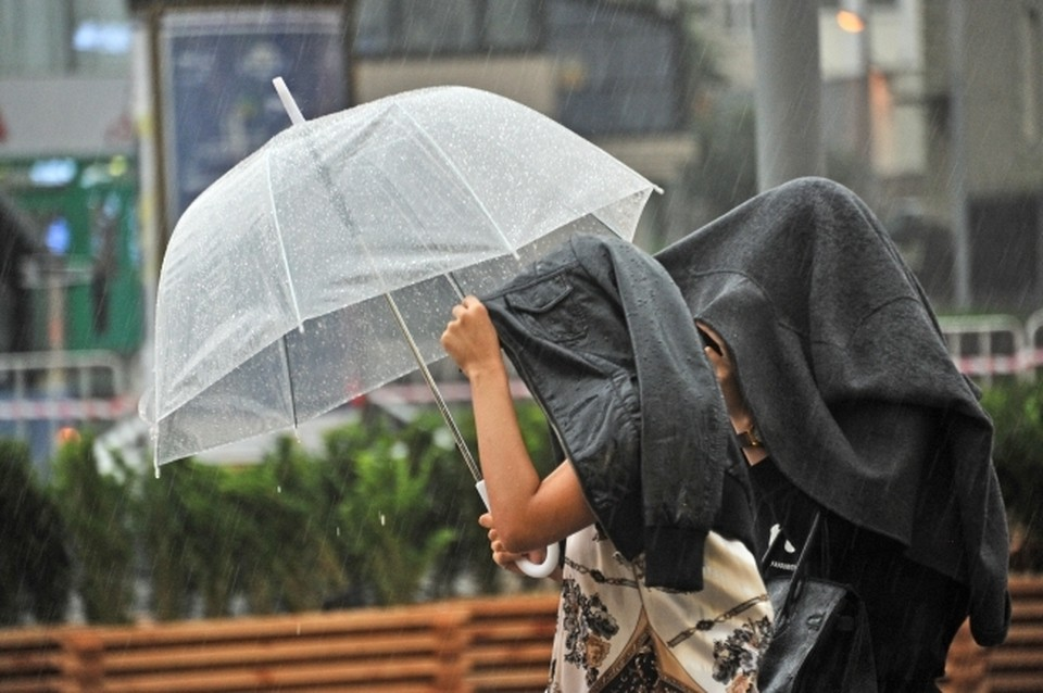 Циклон ударит по островному региону сильным дождем