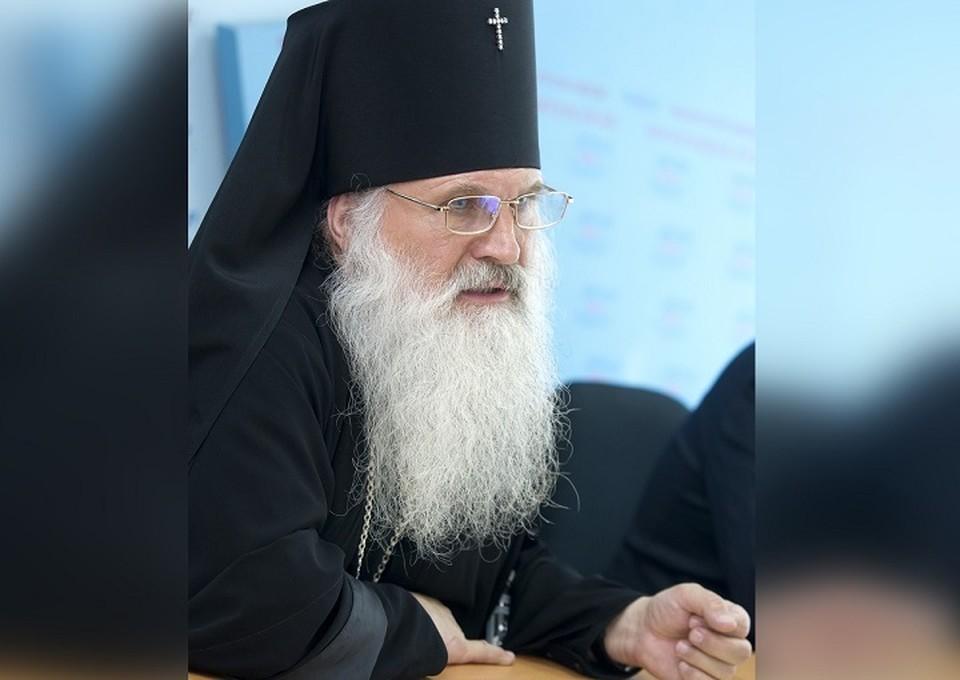 Митрополит Викентий каждый год приезжает в Екатеринбург на Царские дни