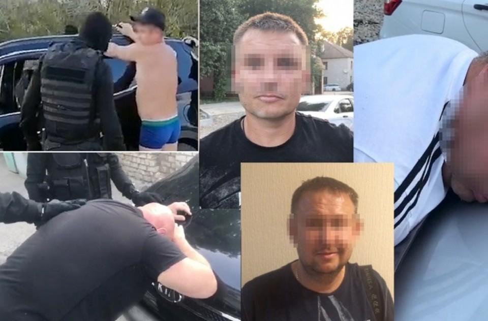 Мужчин задержали, им грозит тюрьма.