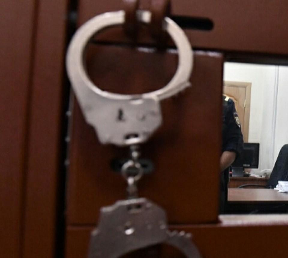 Дебошира арестовали на 7 суток.