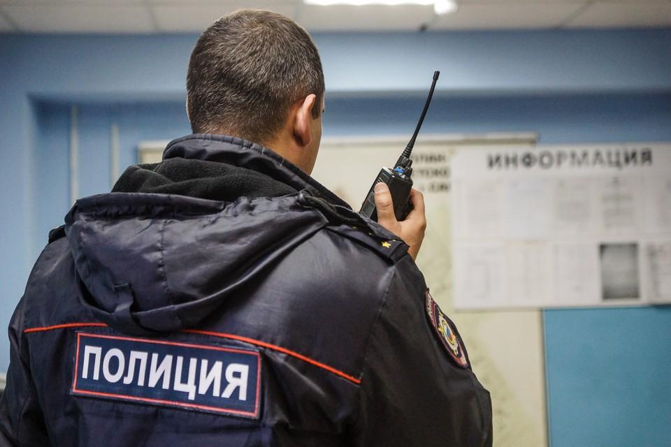 Правоохранители проводят проверку по факту случившегося