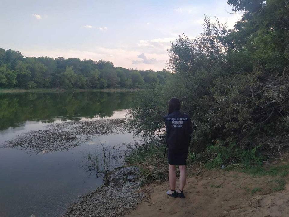 Мужчина утонул в реке Иргиз