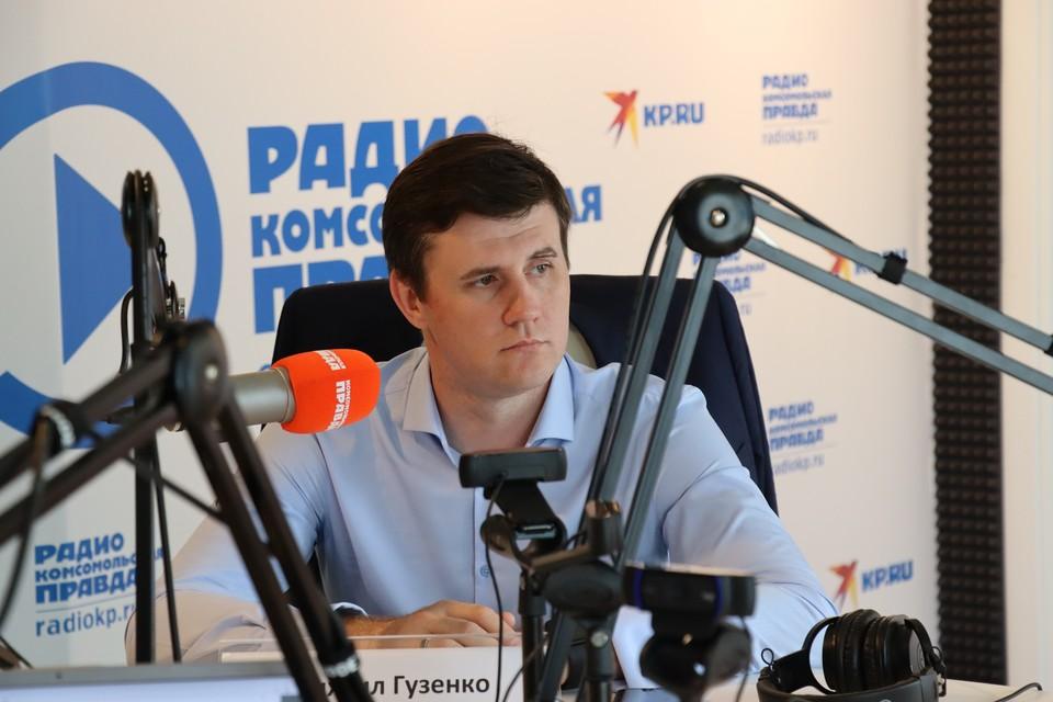 Министр топлива и энергетики Михаил Гузенко