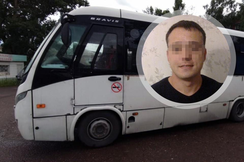 Дмитрий Ж.* напал с ножом на водителя и пассажиров автобуса Красноярск-Минусинск