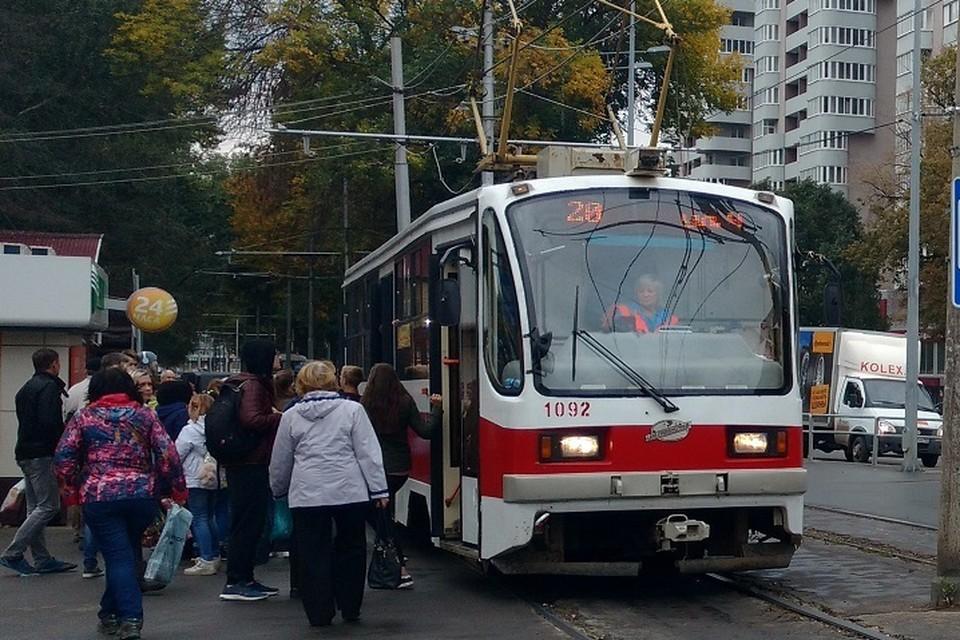 По измененному маршруту будут курсировать трамваи №1, 4, 9, 10 и 22.