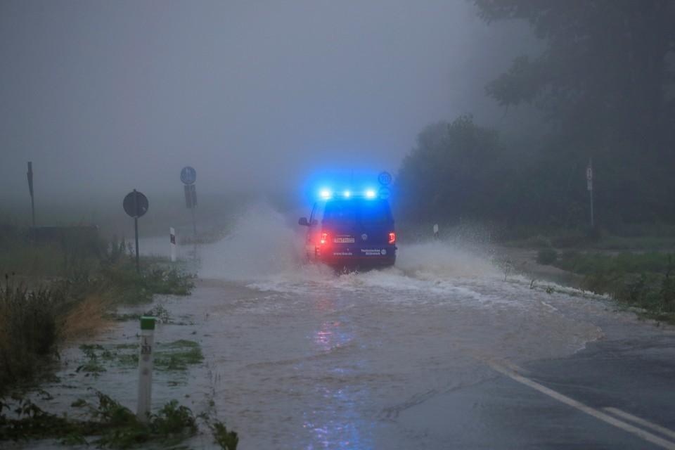 Число погибших в результате наводнения в Германии возросло до 80