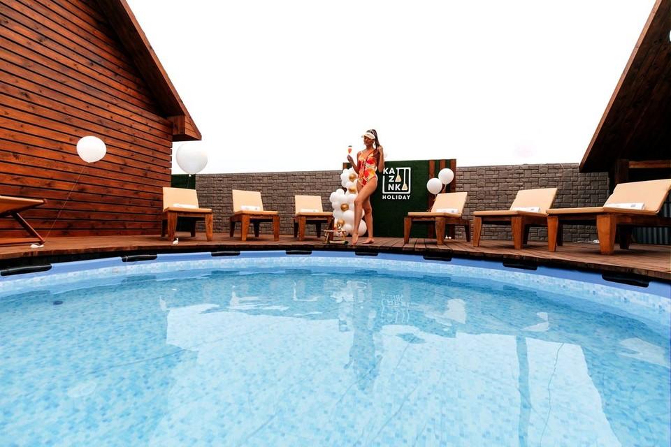 Вот так здесь отдыхали раньше... Фото: страница комплекса «Kazanka Holiday» ВКонтакте