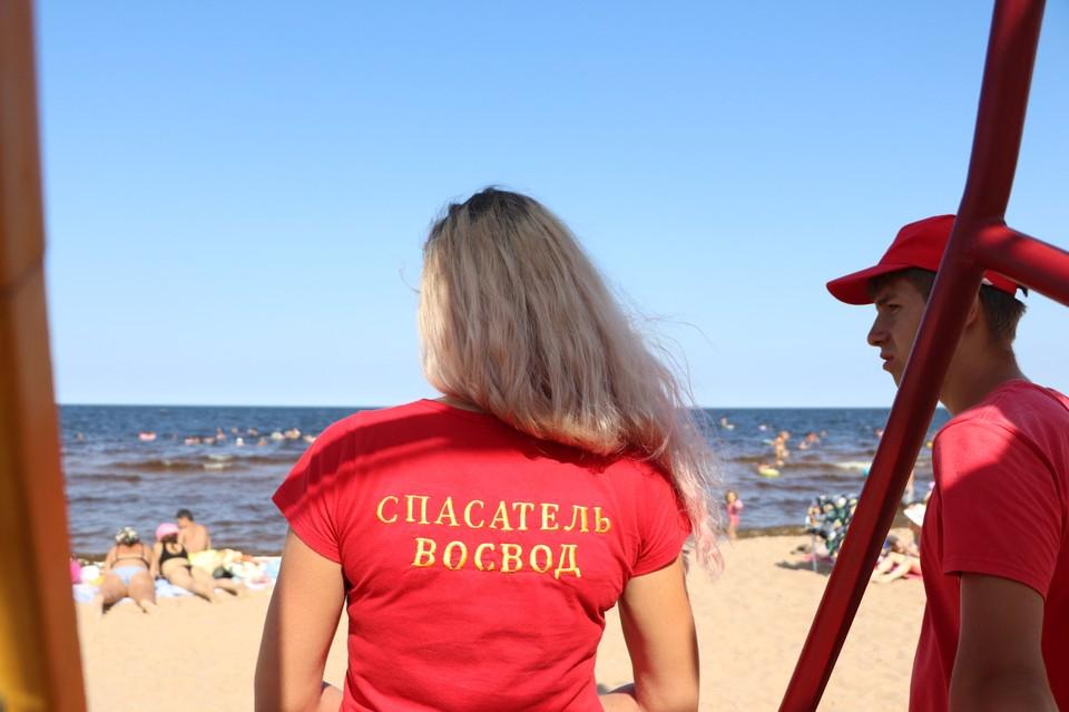 МЧС рассказало о безопасных местах для купания в Ленобласти / Фото: МЧС ЛО