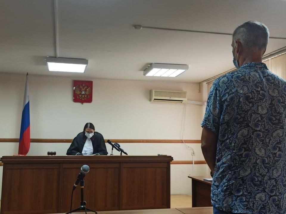 Суд наказал Леонида Жданова условным сроком. Фото: Объединенная пресс-служба судов Волгоградской области.