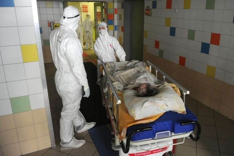В Ростовской области от коронавируса скончались еще 22 местных жителя