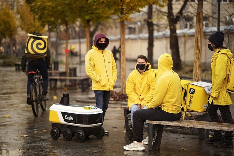 Умные машины предоставит Yandex Self-Driving Group