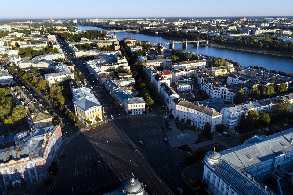 Сегодня в Твери празднуют День города. Фото: туристический портал Тверской области