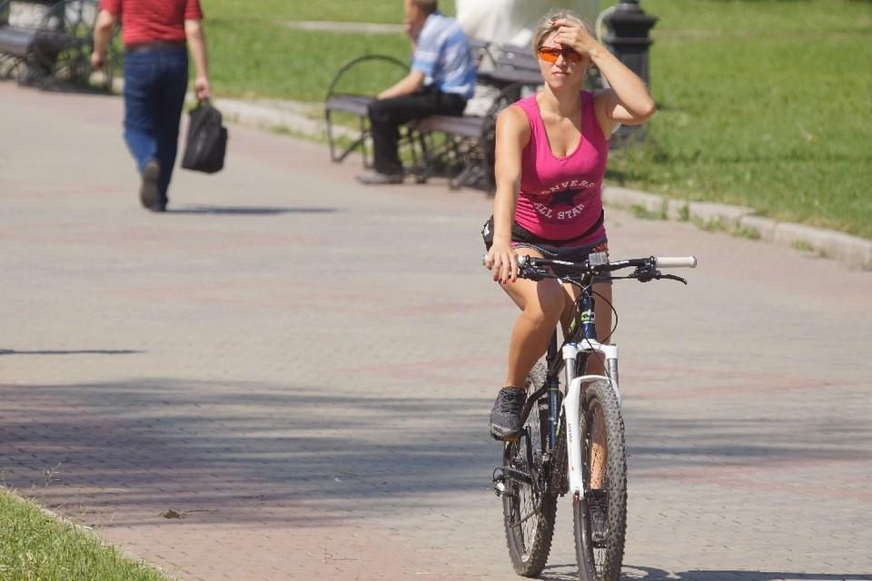 Синоптики рассказали, когда в Иркутске закончатся дожди и вернется солнечная погода