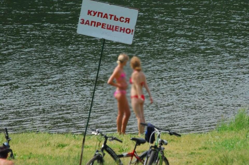 В Алексинском районе Тульской области утонул мужчина