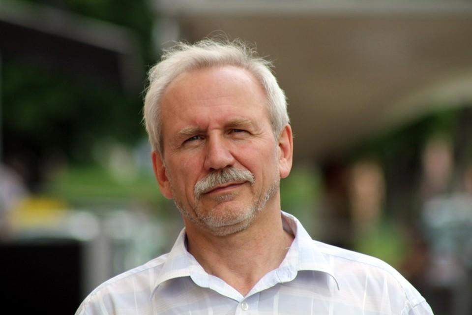 Политический обозреватель Валерий Карбалевич уехал из Беларуси. Фото: со страницы Валерия Карбалевича в Facebook