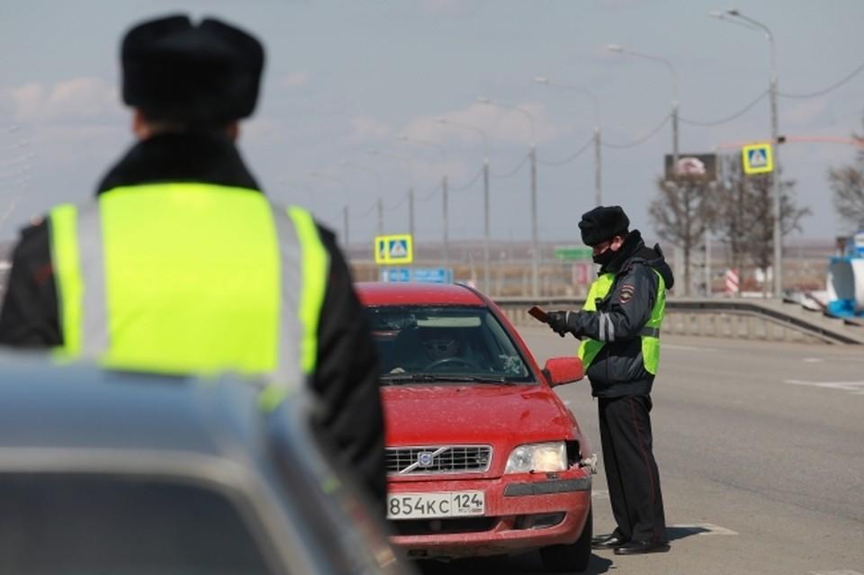 В регионе пресечены 69 фактов управления транспортными средствами водителями без прав