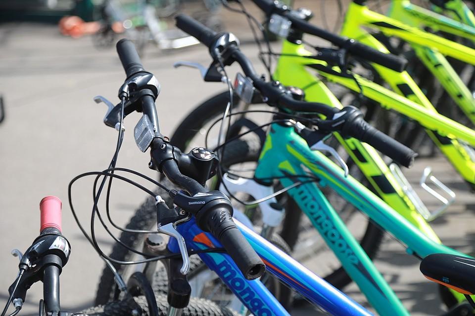 У жителя Красноярского края украли все велосипеды