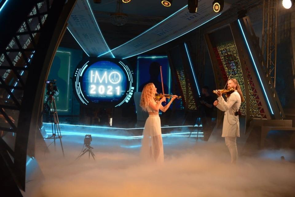 Открылся международный конкурс красивым шоу. Фото предоставлено организаторами.