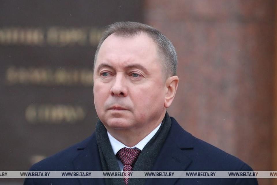 Макей заявил, что против Беларуси ведется финансово-экономическая война. Фото: БЕЛТА