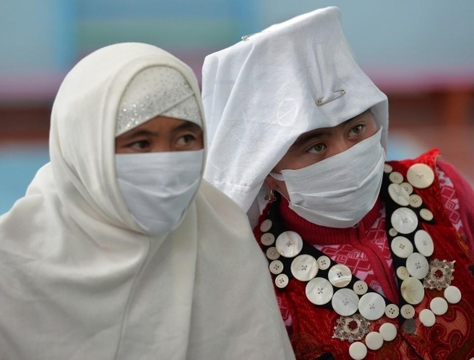 Ранее несколько семей этнических кыргызов переселились в село Талды-Суу Алайского района Ошской области из Малого и Большого Памира Афганистана.