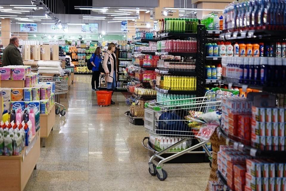 Цены на основные продукты продолжают расти
