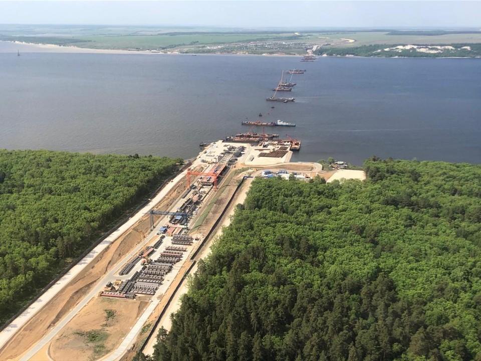 """Мост в обход Тольятти войдет в транспортный маршрут """"Европа - Западный Китай"""""""