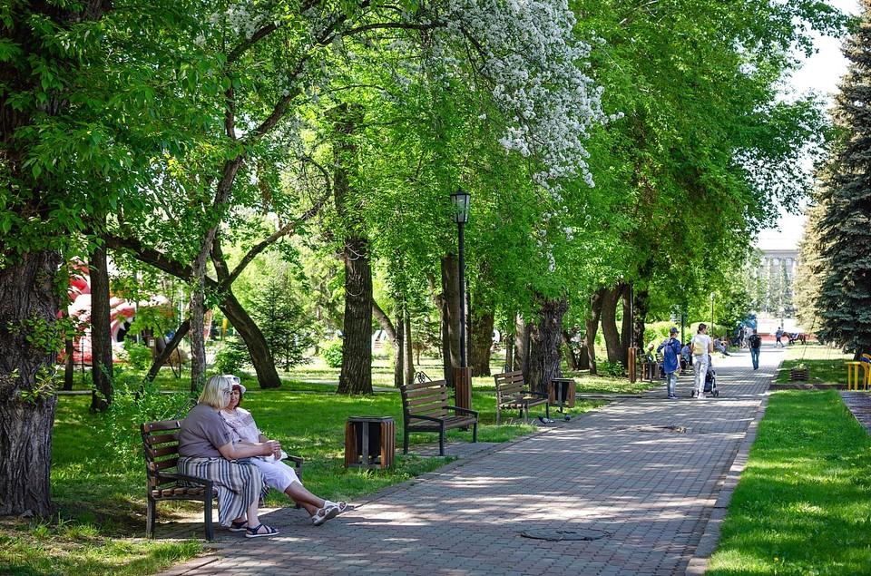 Погода в Красноярске на 20 июля 2021: ожидаются небольшой дождь и около +24 градусов