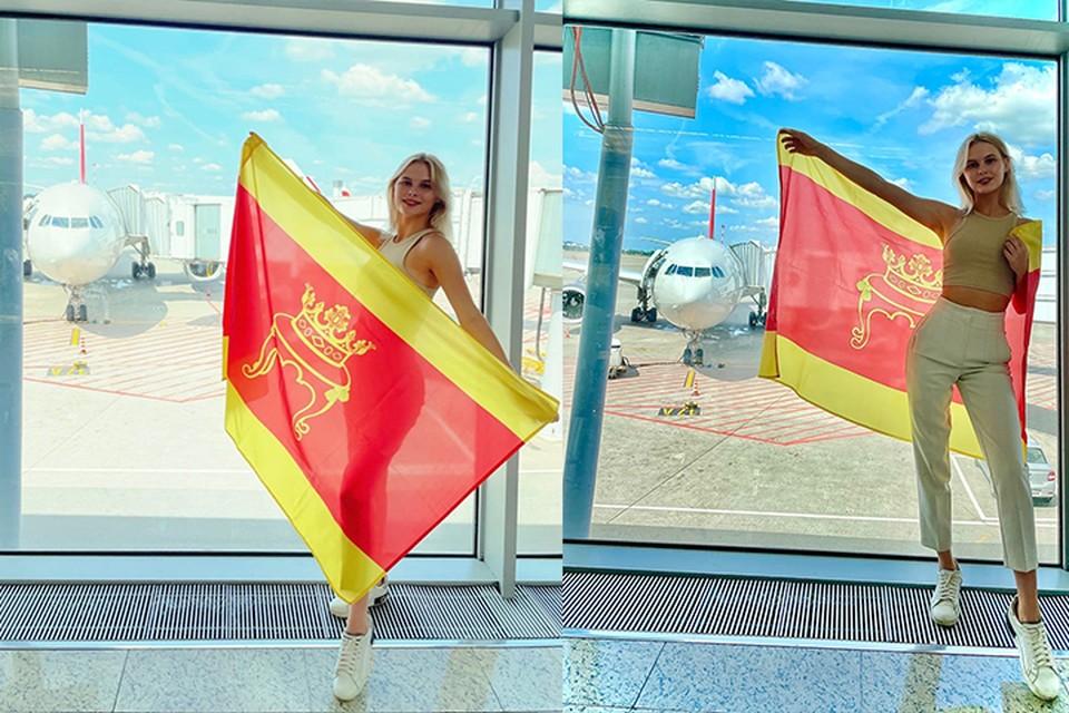 Аделина Секержицкая представит на конкурсе Тверскую область Фото: Евгения Акмаева