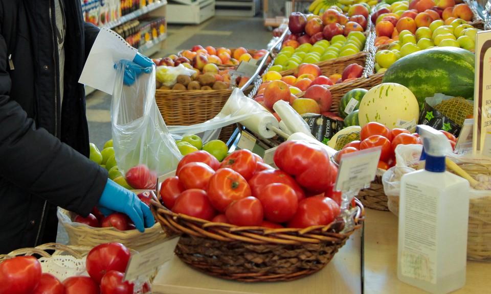 В «Единой России» предложат меры по сдерживанию цен на продукты питания.