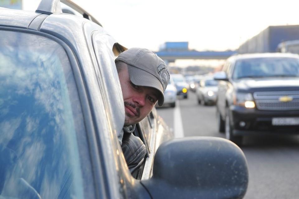 Утром уровень пробок на дорогах Новосибирска достиг 4 баллов.
