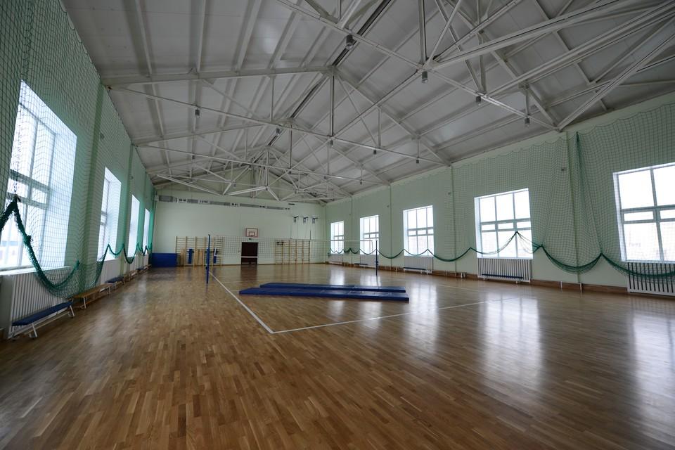 Школы Нефтеюганского района обновляют к новому учебному году Фото: Администрация Нефтеюганского района