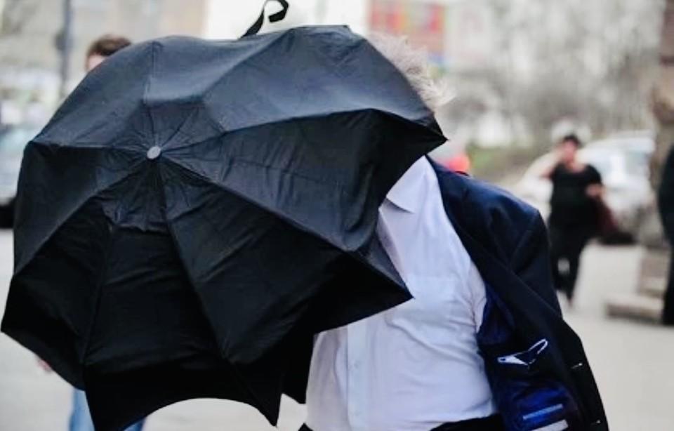 В конце июля в Твери ожидаются грозы, дожди и похолодание.