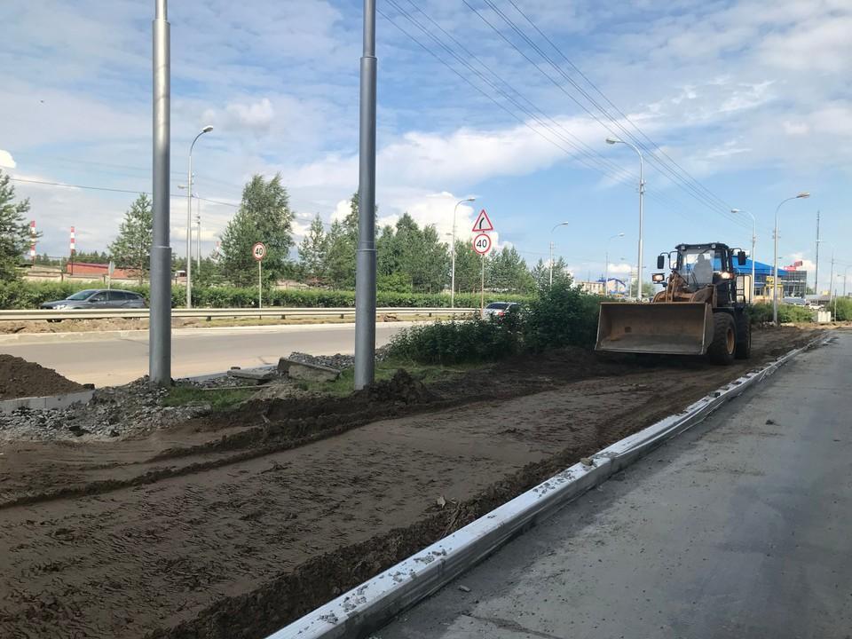 В Сургуте на капитальный ремонт дороги потратят 220 миллионов рублей Фото: Администрация Сургута