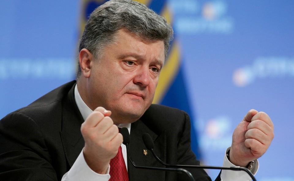 Порошенко пообещал отобрать полуостров - совместными усилиями. Фото: архив «КП»-Севастополь»