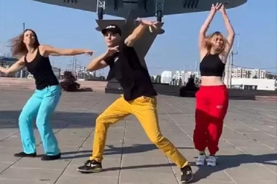 Танцоры хотят показать не только так круто танцевать, но и какой красивый у нас город