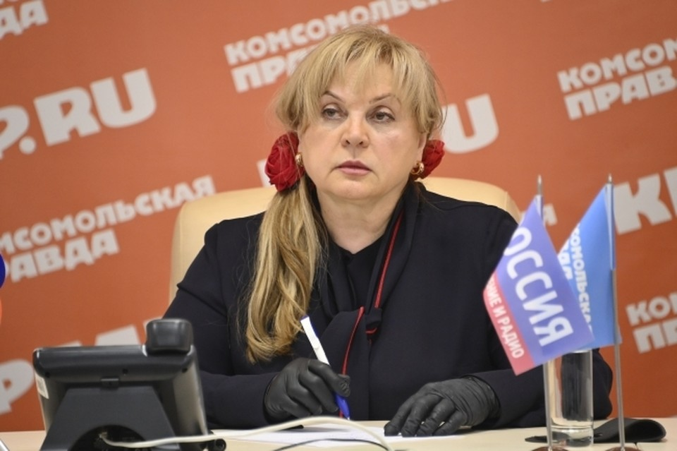 Элла Памфилова заявила, что противники дистанционного голосования являются людьми с пещерным сознанием