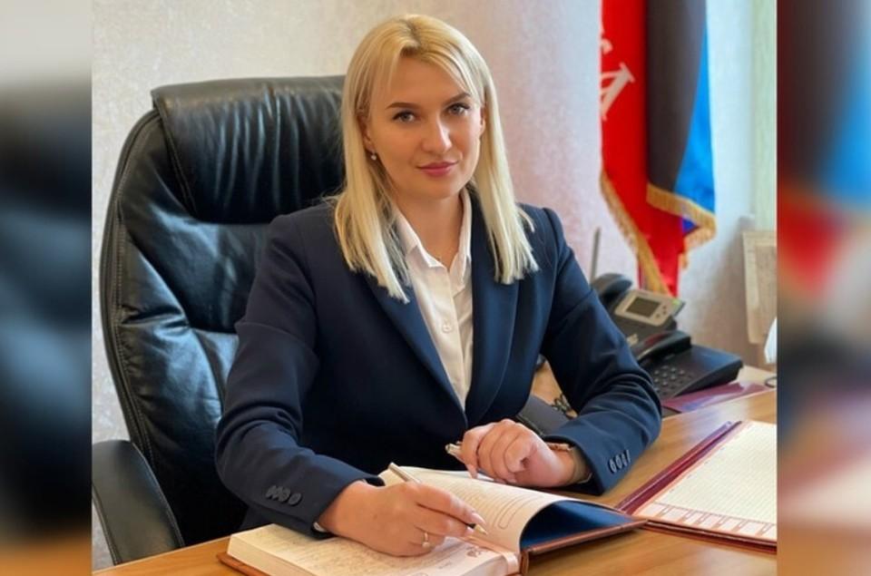 Уполномоченный по правам человека в ДНР Дарья Морозова. Фото: сайт Омбудсмена