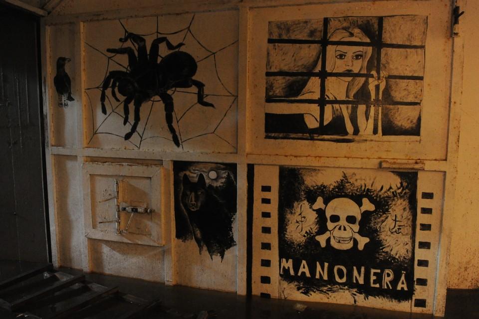По словам экспертов, в подземной тюрьме могли удерживать предпринимателей.