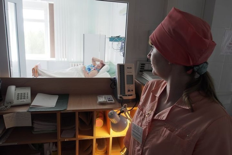 Около трети коек в инфекционных госпиталях Тульской области остаются свободными