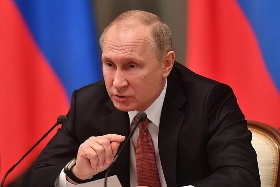Президент России уверен, что собор станет одним из духовных центров Казани.