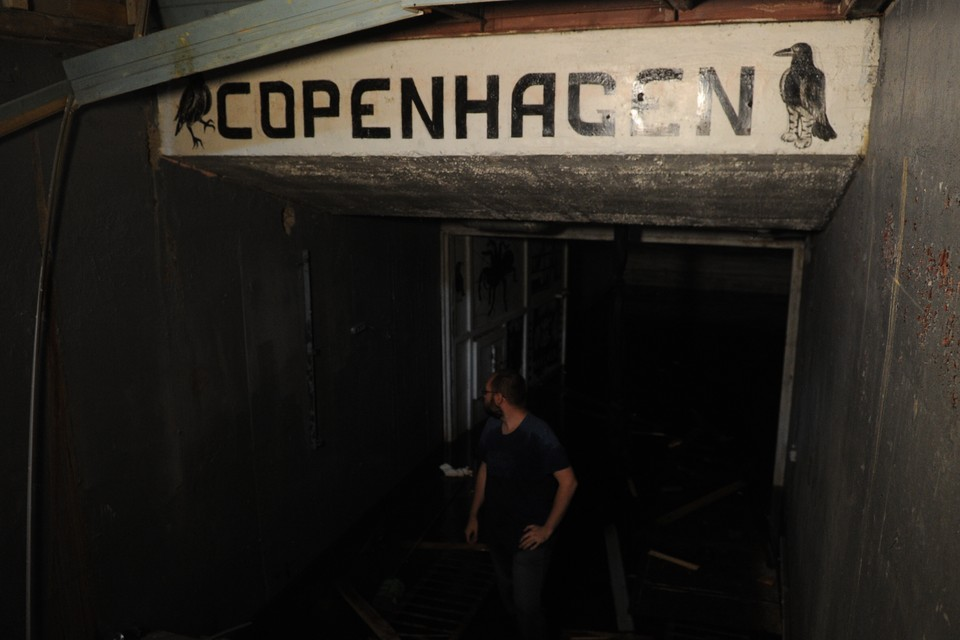 Зловещее подземелье, по словам правоохранительных органов, скорее всего, никогда не использовалось по назначению.