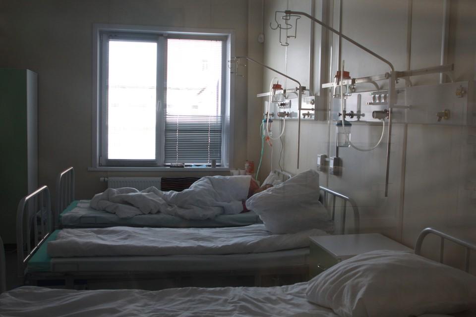 В Волгоградской области требуется увеличить коечный фонд в ковидных госпиталях