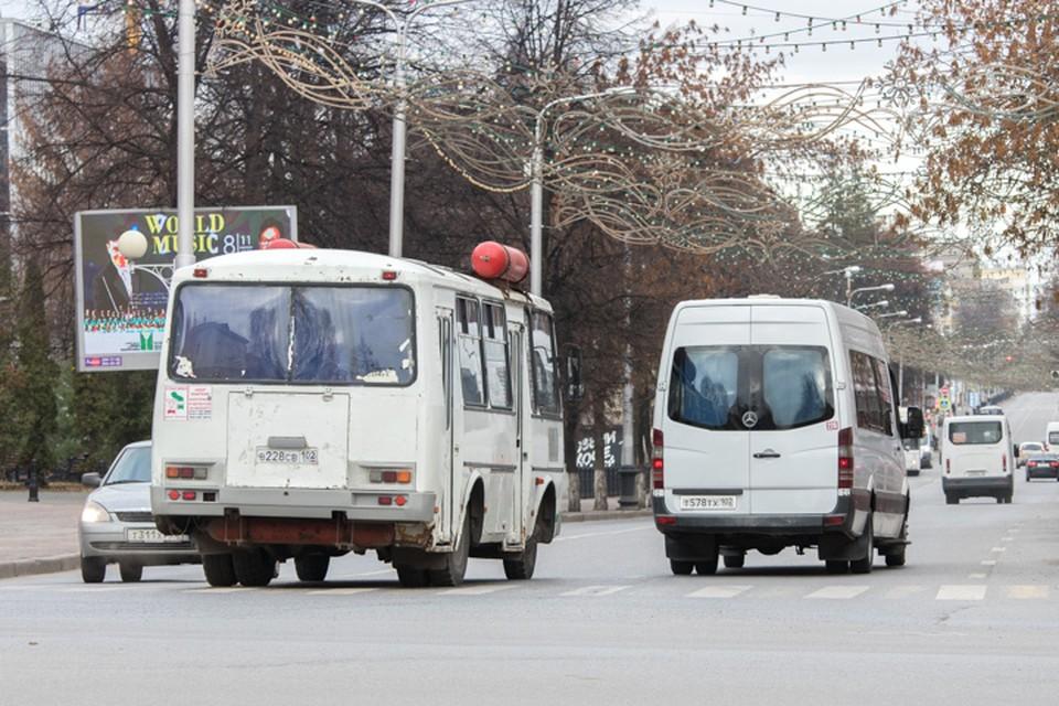 Лишь менее трети общественного транспорта столицы принадлежит государству