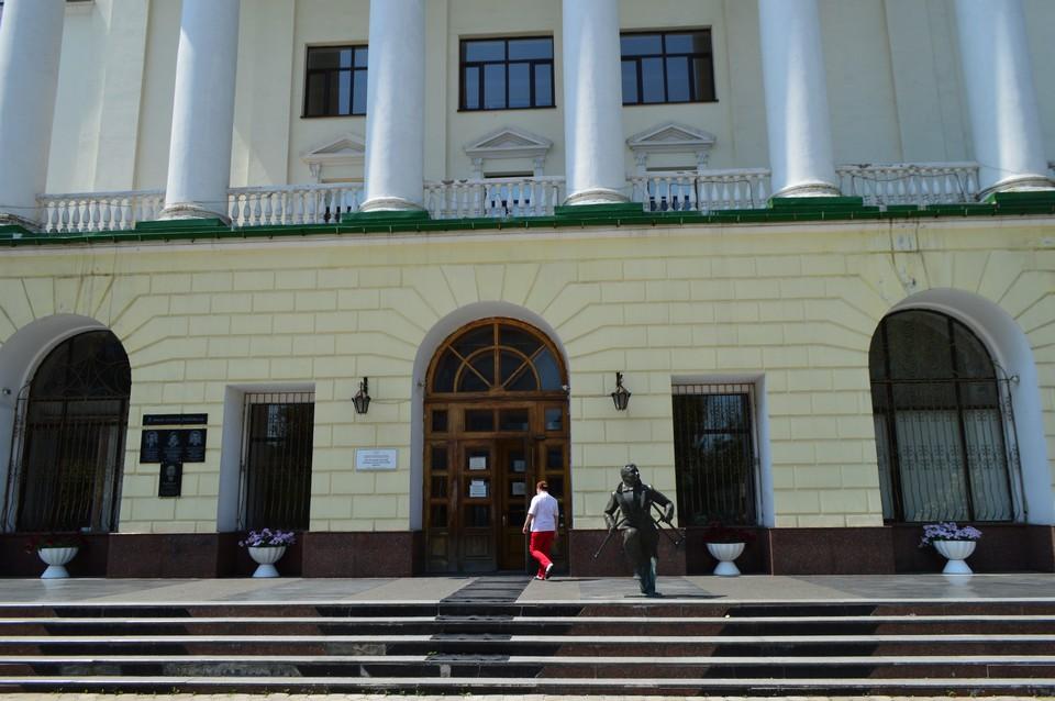 В Донецке на территории травматологии будет костный банк