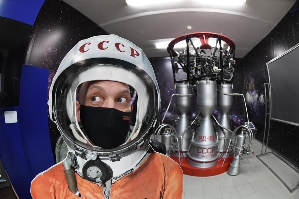 Волгоградцы хотели бы полететь в космос, но боятся цен.